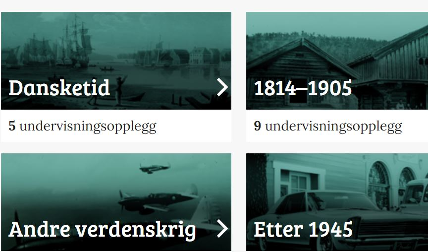 Norgeshistorie.no