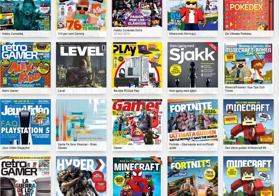 Gratis aviser og tidsskrift